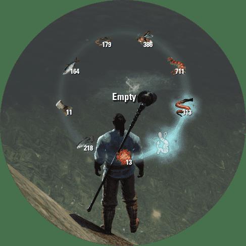 ESO Fishing Menu